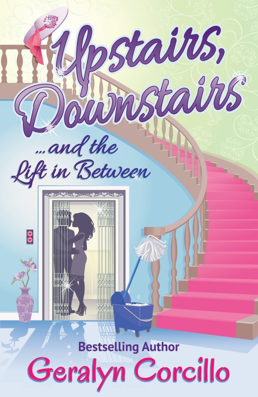 UPSTAIRS, DOWNSTAIRS … AND THE LIFT IN BETWEEN