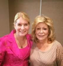 Debra Holland and Bobbie Cimo