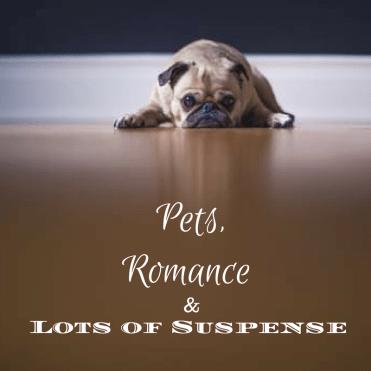 Pets Romance & Lots of Suspense   Linda O. Johnston