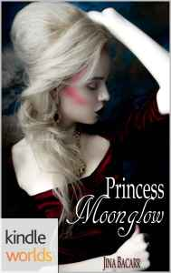 Princess Moonglow | Jina Bacarr | A Slice of Orange