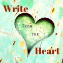 Write from the Heart   Veronica Jorge   A Slice of Orange