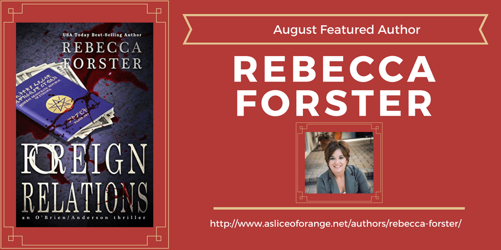 Featured Author: Rebecca Forster