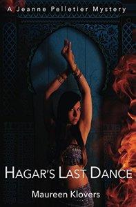 Hagar's Last Dance | Maureen Klovers | A Slice of Orange