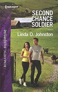 Second Chance Soldier   Linda O. Johnston   A Slice of Orange