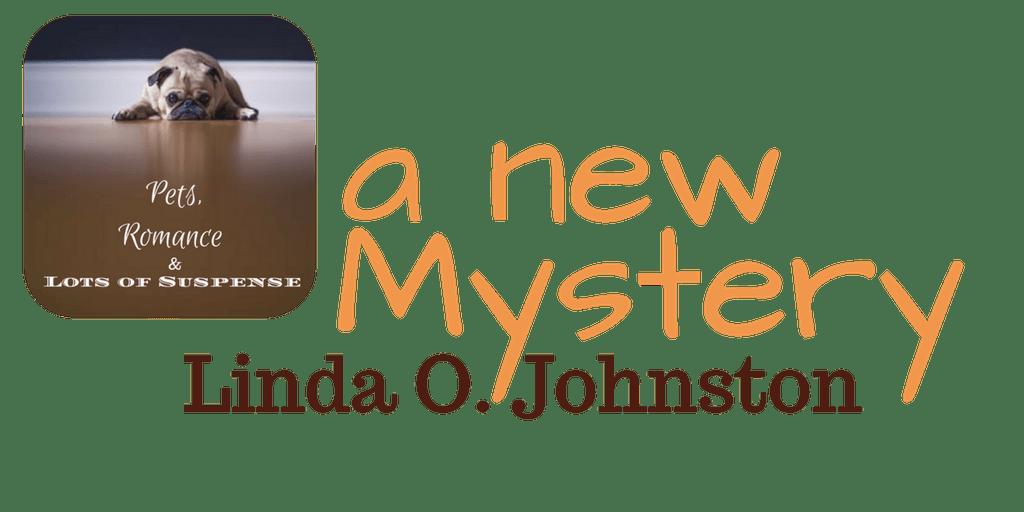 New Mystery | Linda O Johnston | A Slice of Orange