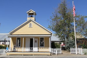 Sacramento One-Room Schoolhouse offers tours and information from the past Inspired me to write Denise M. Colby