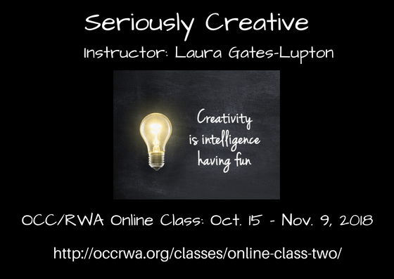 Seriously Creative Class Graphic