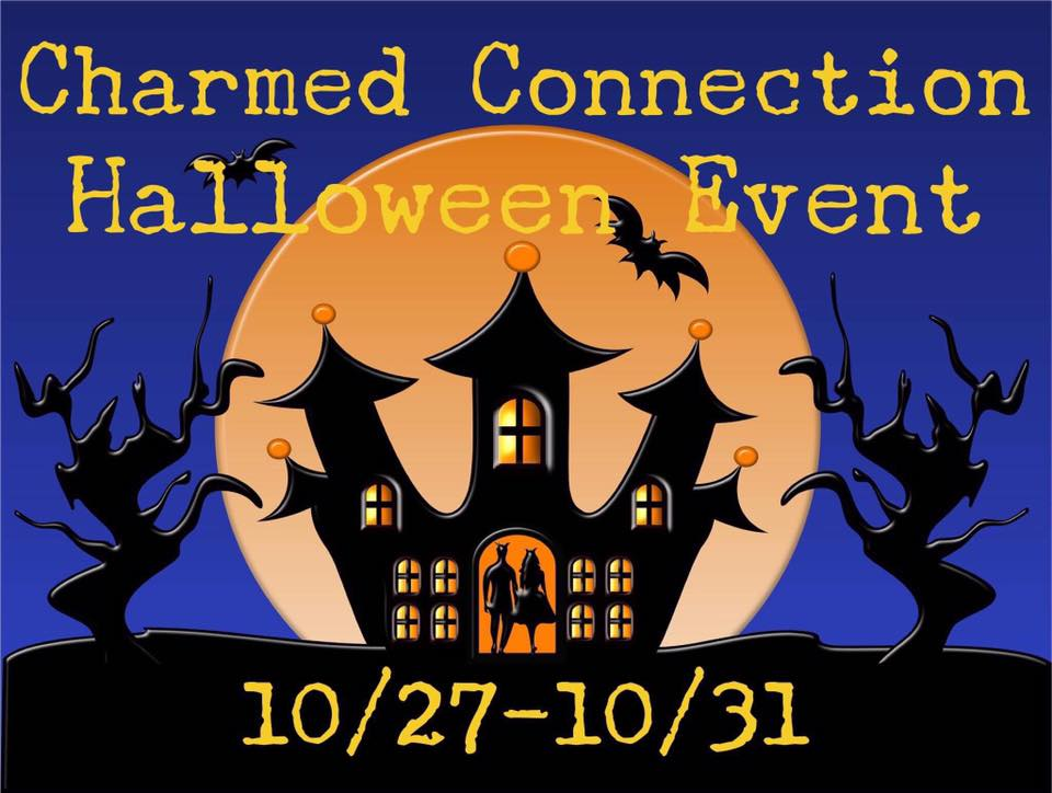 Halloween Event | Charmed Writers | A Slice of Orange