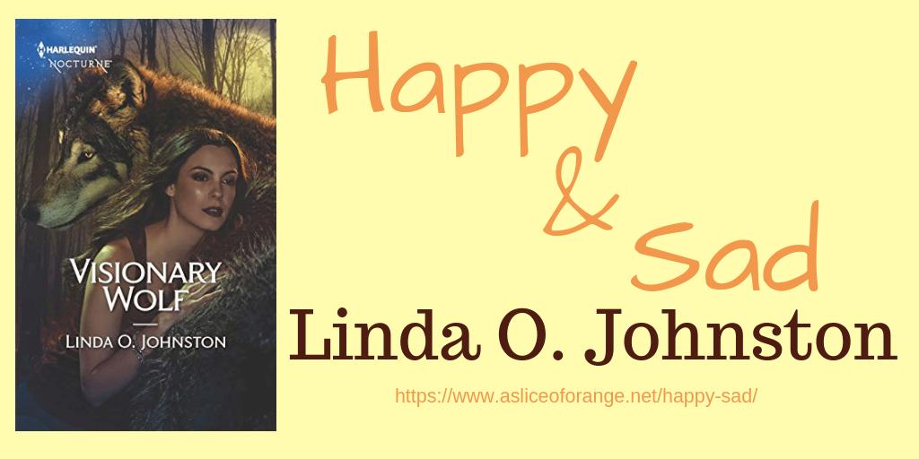 Happy & Sad | Linda O Johnston | A Slice of Orange