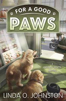 For a Good Paws | Linda O Johnston | A Slice of Orange