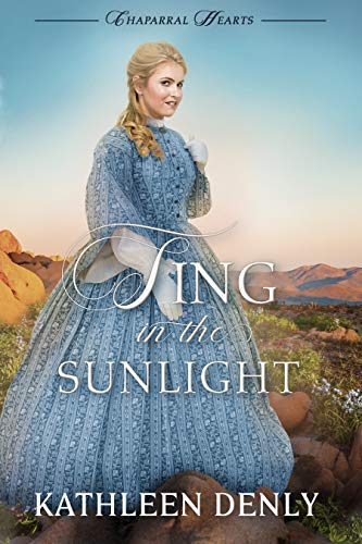 Sing in the Sunlight by Kathleen Denly Cover for writing a book review