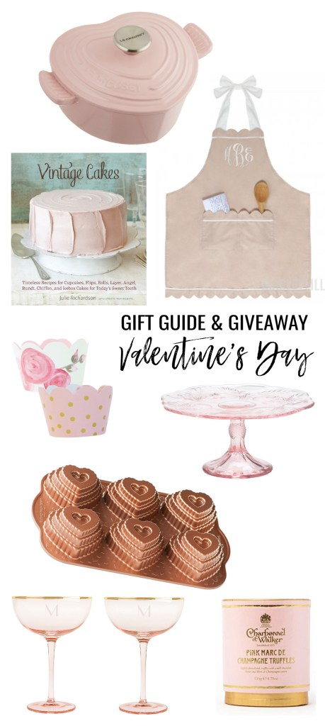 Valentine's Day Gift Guide & Giveaway