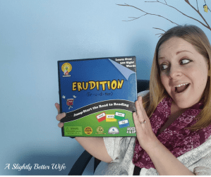 Homeschool Fun Friday:  Erudition Game Review