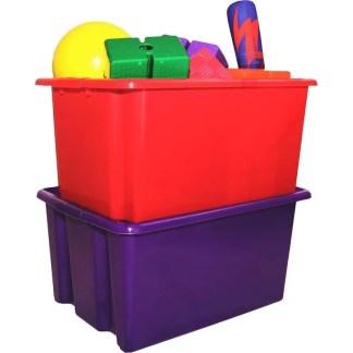 Jumbo Plastic Container