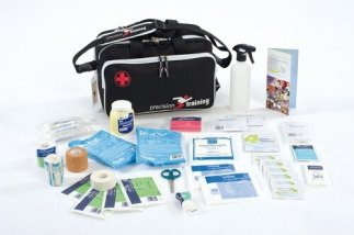 Football First Aid Kit - Precision Medi Bag