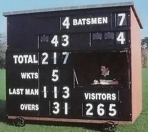 Scoreboxes