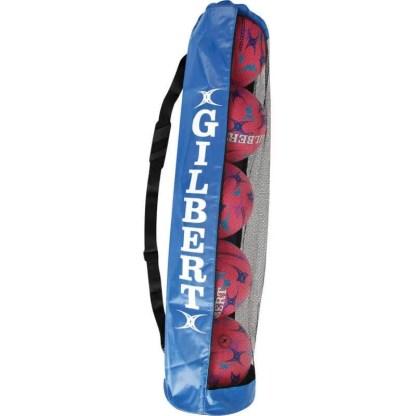 Gilbert Netball Tube Ball Bag
