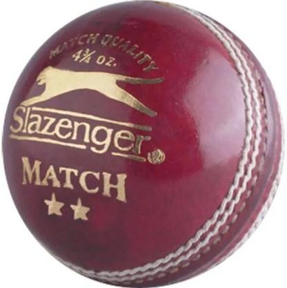 Slazenger Match Cricket Ball