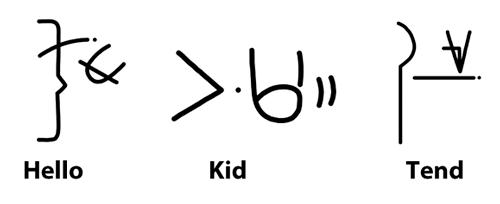 ASL Body Location through Locatives