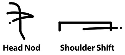 Extramanual Marks in Written ASL