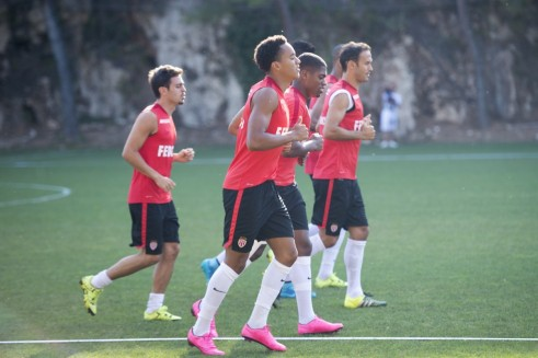 VFC-ASM: Le groupe sans Kurzawa, Moutinho et Abdennour