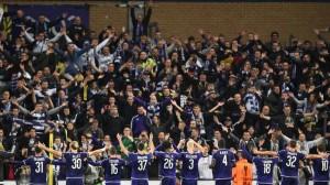 Supporters d'Anderlecht