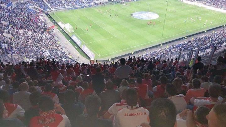 OL-ASM: Monaco à la déroute, les supporters gazés