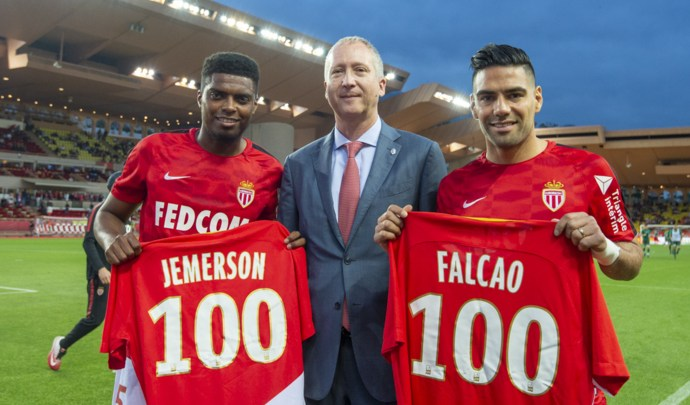 Glik, Jemerson et Falcao atteignent la barre des 100