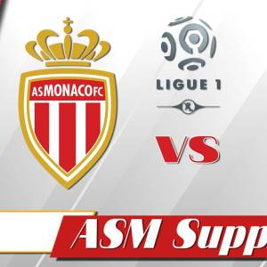 Monaco-Lille Bannière de match