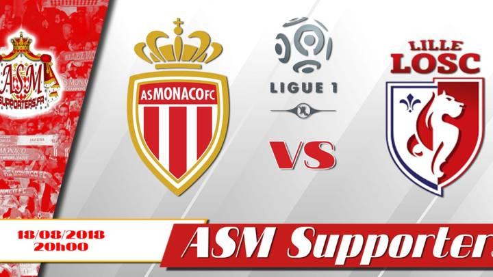 [L1J2] Monaco – Lille (0-0)