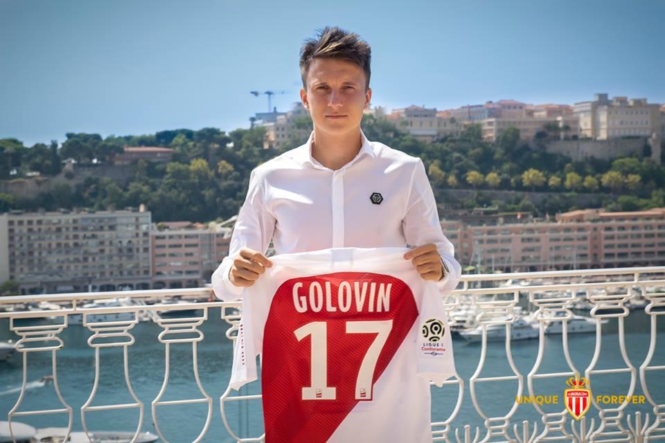 Golovin : « Je ne veux pas changer d'équipe tous les ans »