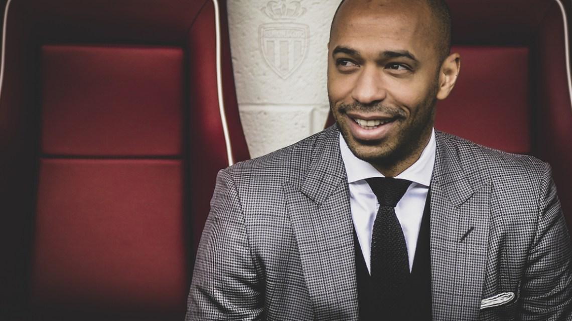 Officiel : Thierry Henry est le nouvel entraîneur de l'AS Monaco