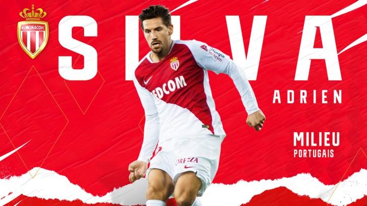 Adrien Silva veut rester à Monaco