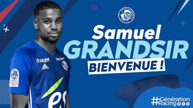Officiel : Samuel Grandsir prêté à Strasbourg