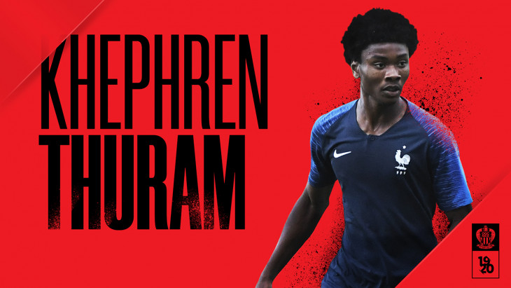 Officiel : Thuram file à Nice
