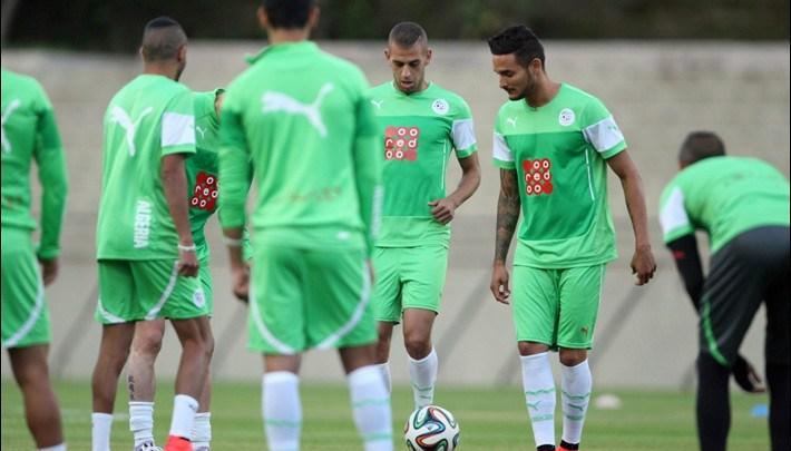 Sélections : l'Algérie et les Comores en bonne voie