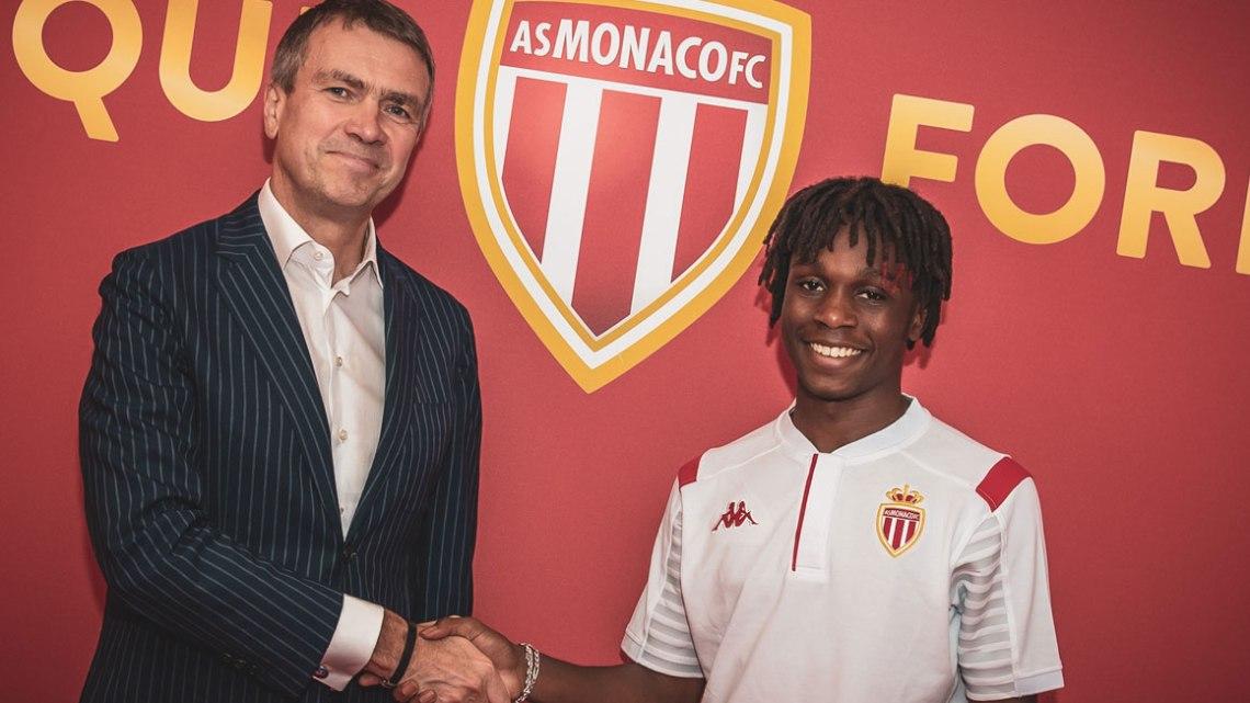 Officiel : Arthur Zagre s'engage avec Monaco - ASM-SUPPORTERS FR