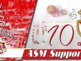 ASM Supporters fête ses 10 ans !
