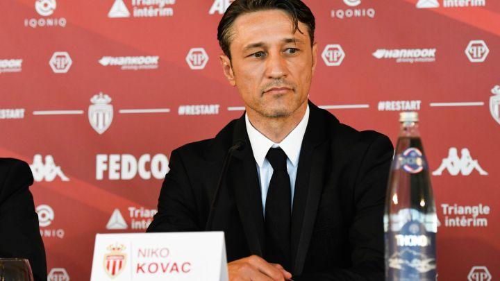 """N.Kovac : """"En bonne position pour le moment"""""""