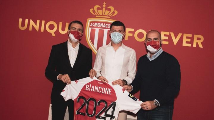 Officiel: Giulian Biancone prolongé et prêté au Cercle