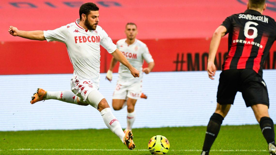 Monaco s'impose (2-1) dans le derby