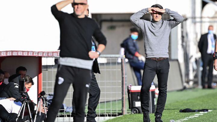 "Niko Kovac "" Je voulais jouer un football agressif """