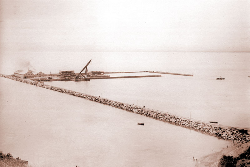 Construcción dique seco 1