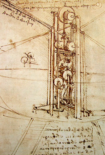 Leonardo Da Vinci Asme