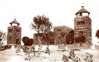 Nda Mariam Orthodox church 1930 - Asmara Eritrea