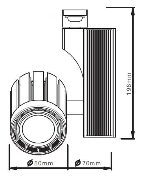 Wiring Diagram For High Bay Lights Spotlight Wiring