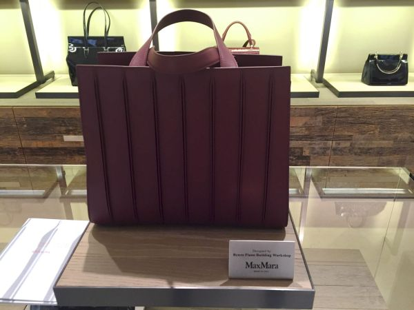 Whitney Bag Design Renzo Piano - Asmileplease
