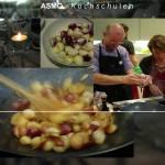 Impressionen aus unserer cooking lounge Impressionen aus unserer cooking lounge