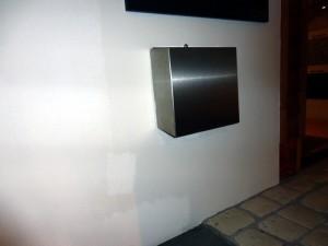 GAGGENAU Kochstellenanlage mit Muldenlüfter und externen Motor