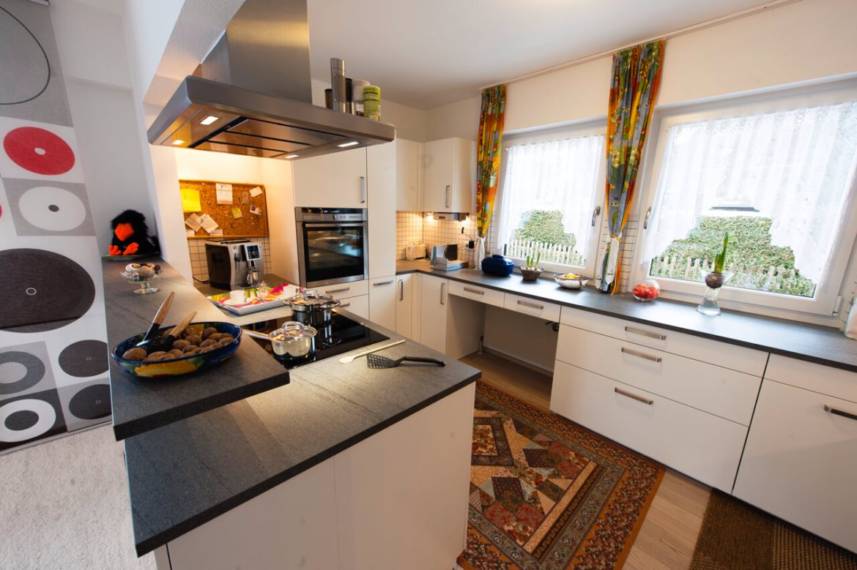 Realisierte Kundenküche in Pullach